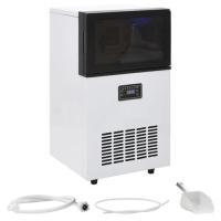 Comparateur de prix vidaXL Appareil à glaçons 420 W Noir 45 kg / 24 h