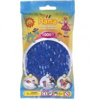 Acheter 1 000 perles standard (Ø5 mm)- bleu néon au meilleur prix