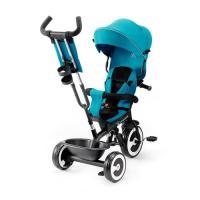 Acheter KINDERKRAFT - Tricycle Évolutif ASTON turquoise- dès 9 mois  au meilleur prix