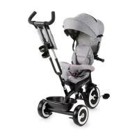Acheter KINDERKRAFT - Tricycle Évolutif ASTON gris - dès 9 mois  au meilleur prix