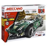 Comparateur de prix MECCANO - Le Cabriolet 5 en 1 - Rétro friction - Jeu de construction