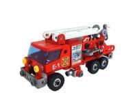 Acheter Camion de pompiers Meccano Junior 163 pièces au meilleur prix