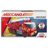 Comparateur de prix Camion de pompiers Meccano Junior Rouge