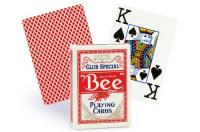 Comparateur de prix 2 Decks Bee Jumbo Playing Cards Red & Blue Deck Casino Quality
