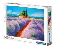 Acheter Clementoni puzzle Lavande 500 pièces au meilleur prix
