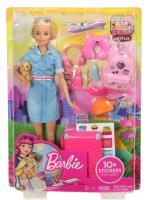Acheter BARBIE Voyage Barbie  au meilleur prix
