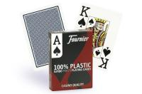 Comparateur de prix Fournier 2800 Poker Jumbo Bleu