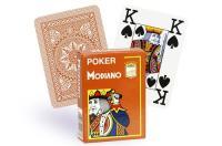 Acheter Jeu 52 cartes : CRISTALLO Marron au meilleur prix
