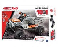 Acheter MECCANO 4X4 Suv - 10 Modeles à construire - Jeu de construction  au meilleur prix