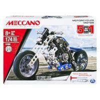 Comparateur de prix MECCANO Coffret 5 modèles de moto