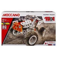 Comparateur de prix Meccano Super Truck - 15 Modeles Meccano