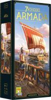 Comparateur de prix 7 Wonders (Nouvelle Édition) : Armada (Extension)