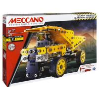 Acheter Jeu Meccano Camion benne au meilleur prix