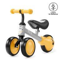 Acheter Kinderkraft CUTIE Mini Vélo draisienne, à partir d'1 an, Poussoir, Jouet roulant, Jaune au meilleur prix