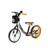 Comparateur de prix Kinderkraft SPACE Draisienne en Métal, Vélo sans Pédales, Réglable, Orange