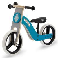 Comparateur de prix Kinderkraft UNIQ Draisienne en Bois Eco, Enfant, Vélo Sans Pédales, Vert Menthe