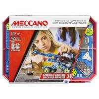 Acheter Meccano Set 7 Kit Dinventions Moteur & Engrenages Meccano au meilleur prix