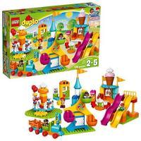 Comparateur de prix LEGO Duplo Town Big Fair 10840 Kit de construction, Multi