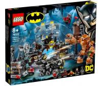 Acheter LEGO® DC Comics Super Heroes 76122 - L´invasion de la Batcave par Gueule d'argile - Jeu de construction  au meilleur prix
