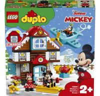 LEGO® DUPLO® Disney? 10889 La maison de vacances de Mickey