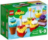 Comparateur de prix LEGO® DUPLO® Mes 1ers pas 10862 Ma première fête d'anniversaire
