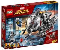 LEGO® Marvel 76109 A la découverte de Quantum Realm