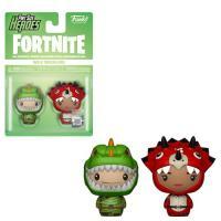 Acheter Figurine Funko ! Fortnite - Rex & Tricera Ops  au meilleur prix