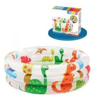 Piscine gonflable Dinosaure 61x22