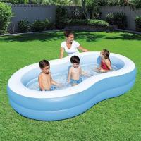 Acheter Piscine gonflable pour enfants 262 x 157 x 46 cm 54117 au meilleur prix