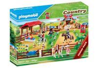 Acheter Playmobil - Centre d'Entraînement pour Chevaux - 70337 au meilleur prix