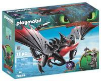 Comparateur de prix PLAYMOBIL 70039 - Dragons 3 - Agrippemort et Grimmel
