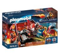 Acheter Playmobil Dragons 70226 Burnham Raiders et dragon doré au meilleur prix