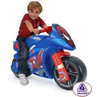 Comparateur de prix INJUSA Porteur Moto Winner - Ultimate SPIDERMAN