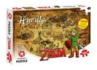 Acheter Zelda Hyrule Field 500 Piece Jigsaw Puzzle au meilleur prix