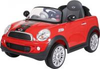 Acheter Rollplay Mini Cooper S Coupe Véhicule à batterie RC 6V rouge au meilleur prix