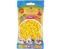 Acheter Sachet de 1000 perles midi jaune fluo - hama au meilleur prix