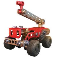Acheter Meccano Camion De Pompier 3 Modèles au meilleur prix