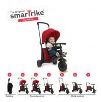 Acheter Tricycle 6 en 1 rouge et noir au meilleur prix