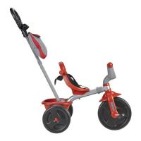 Acheter Tricycle évolutif Evo Trike + sport 3 en 1 - rouge - FEBER - poussette, tricycle et chopper  au meilleur prix