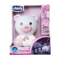 Acheter Veilleuse Chicco Dreamlight Rose au meilleur prix