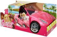 Acheter BARBIE Cabriolet rose décapotable 2 places  au meilleur prix
