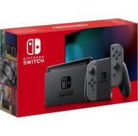 Acheter Console Nintendo Switch avec une paire de Joy-Con grises : Nouvelle version, Meilleure autonomie  au meilleur prix