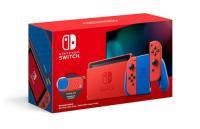 Acheter Console Nintendo Switch - Edition Limitée Mario - Paire de Joy-Con Rouge et Bleu  au meilleur prix