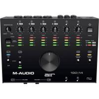M-Audio AIR 192 14 - Interface Audio/ MIDI USB/ USB-C 8 Entrées/4 Sorties avec Logiciels: ProTools First, Ableton Live Lite, Eleven Lite et Avid Effects Collection, plus FX & VIs de AIR