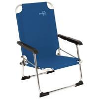 Acheter Bo-Camp Chaise de plage Copa Rio Océan au meilleur prix