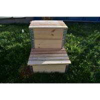 Acheter Composteur évolutif en bois naturel de 192 litres 800x600mm  au meilleur prix
