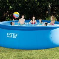 Acheter Intex Piscine Easy Set 457 x 122 cm 26168NP au meilleur prix