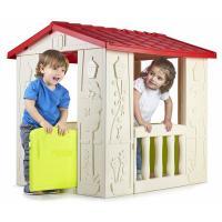 Comparateur de prix Maisonnette de jardin en plastique pour enfants Happy House Feber
