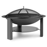 Comparateur de prix Mithras Braséro Ø 75cm foyer pare-étincelles grille barbecue Ø 60cm