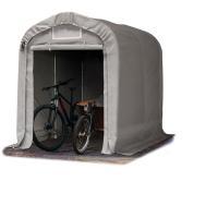 Comparateur de prix Tente-garage carport 1,6 x 2,4 m d'élevage abri agricole tente de stockage bâche env. 550g/m² armature solide gris